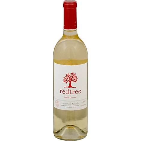 Redtree Moscato Wine - 750 Ml