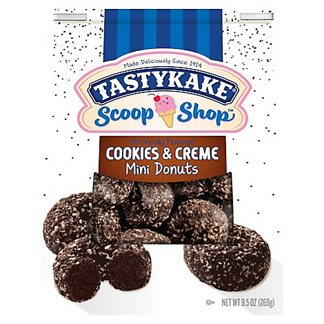 Tasty Kake Cook Crem Don - Each