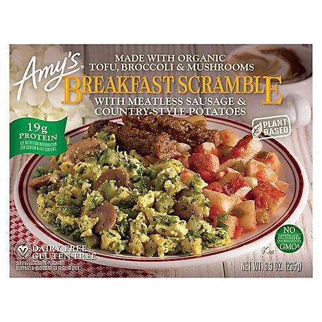 Amys Breakfast Scramble - 8.3 Oz