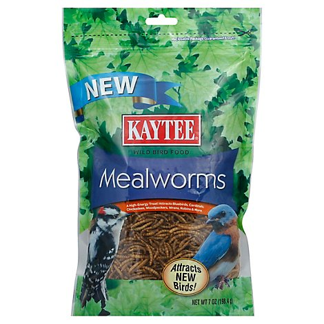 Kt Mealworm Pouch Wb - 7 Oz
