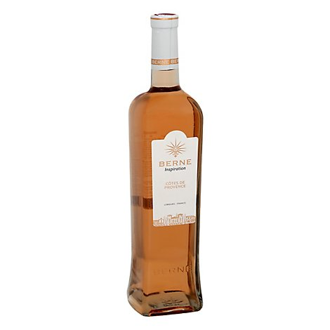 Chateau Berne Inspiration Rose Wine - 750 Ml