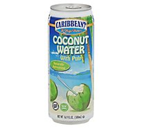 Cr Coconut Water With Pulp - 16.9 Oz