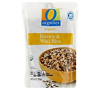 O Organics Long Grain Wild & Brown Rice 90 - 8.8 Oz