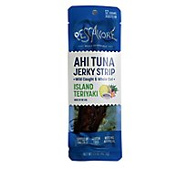 Pescavore Ahi Tuna Strip Island Teriyaki - 1.5 Oz