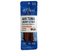 Pescavore Ahi Tuna Strip Caribbean Jerk - 1.5 Oz
