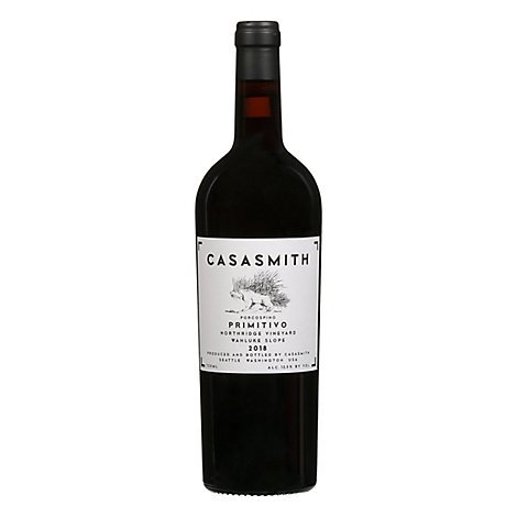 Casa Smith Primitivo - 750 Ml
