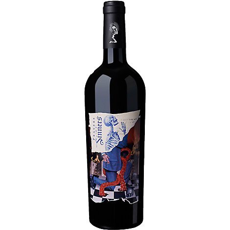 Prayers of Sinners & Saints Wine Red Blend - 750 Ml