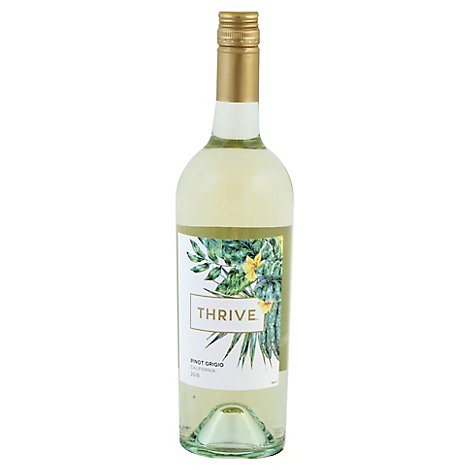 Thrive Pinot Grigio White Wine - 750 Ml