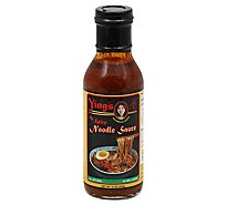 Yings Noodle Sauce Spicy - 12 Oz