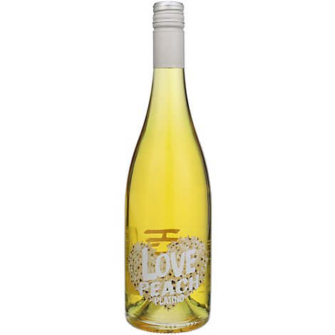 Platino Love Peach Wine - 750 Ml