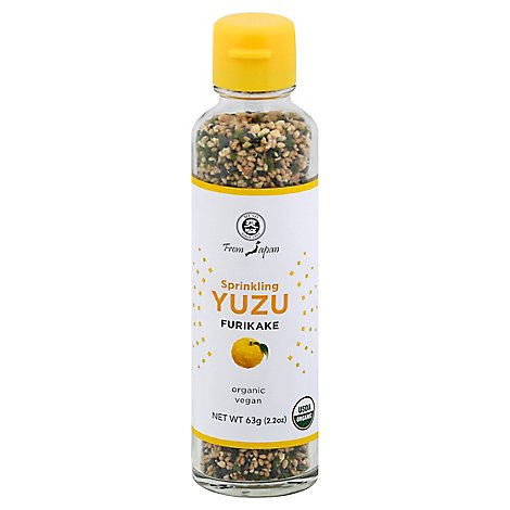 Muso From Yuzu Org Furikake - 2.2 Oz