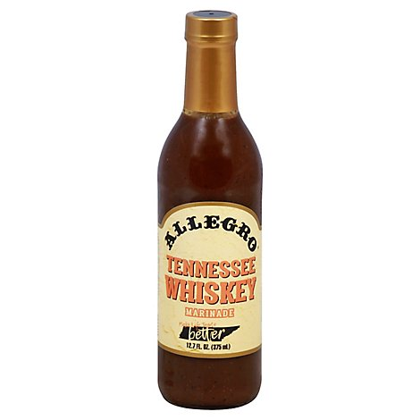 Allegro Marinade Tennessee Whisky - 12.7 Oz