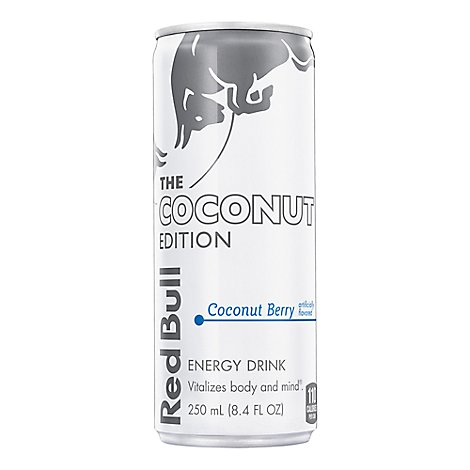 Red Bull Energy Drink Coconut Berry - 8.4 Fl. Oz.