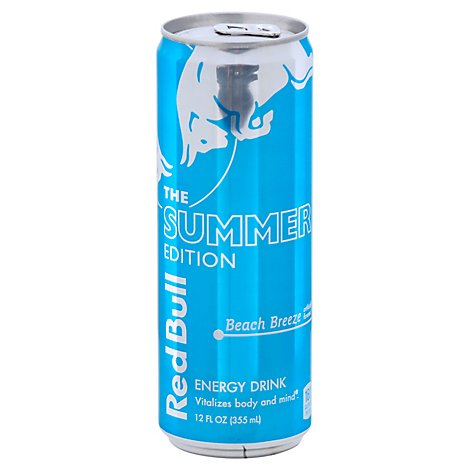 Red Bull Summer Beach Breeze - 12 Fl. Oz.