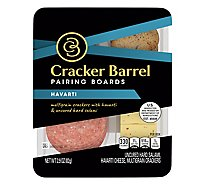Cracker Barrel Pairing Boards Havarti - 2.9 Oz