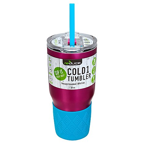 Reduce Cold1 Tumbler 34 Ounce - Each