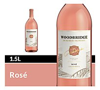 Woodbridge by Robert Mondavi Rose Blush Wine - 1.5 Liter