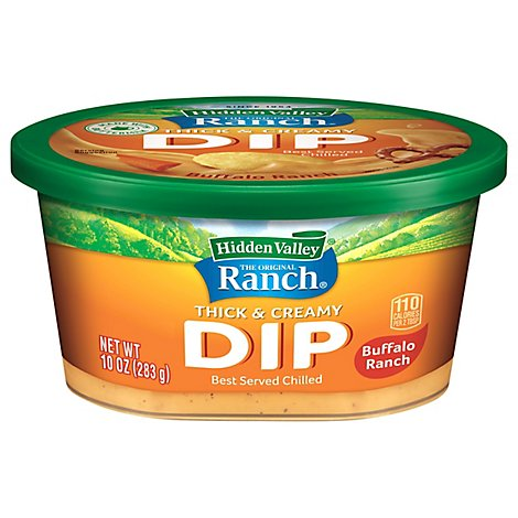 Hidden Valley The Original Ranch Dip Buffalo Ranch - 10 Oz
