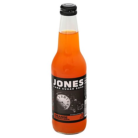 Jones Soda Orange & Cream - 12 Fl. Oz.