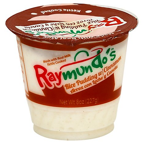 Raymundos Pudding Rice With Cinnamon - 8 Oz