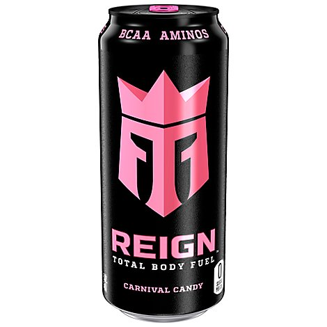 Reign Total Body Fuel Drink Carnival Candy - 16 Fl. Oz.