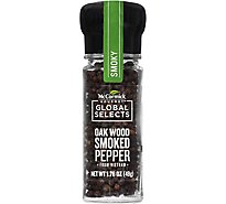 McCormick Gourmet Global Selects Pepper Oak Wood Smoked Pepper from Vietnam - 1.76 Oz