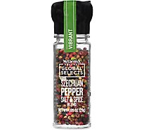 McCormick Gourmet Global Selects Salt & Spice Blend Pepper Szechuan Vibrant - 1.05 Oz