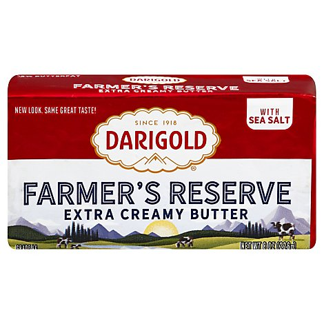 Darigold Farmers Reserve Elgin Butter - 8 Oz
