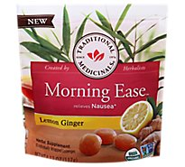 Tradition Lozenges Morning Ease Org - 4.13 Oz