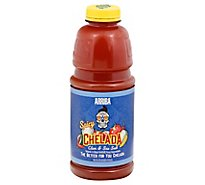 Langers Arriba Chelada Spicy Clam & Sea Salt - 32 Fl. Oz.