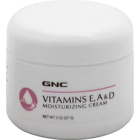 Gnc Vitamin E,a,d Cream - 2 Oz