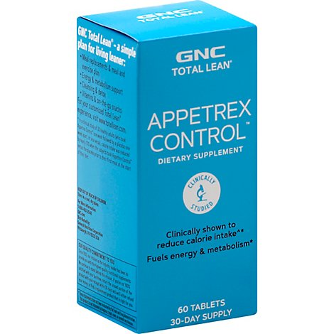 Gnc Total Lean Appetrex - 60 Count