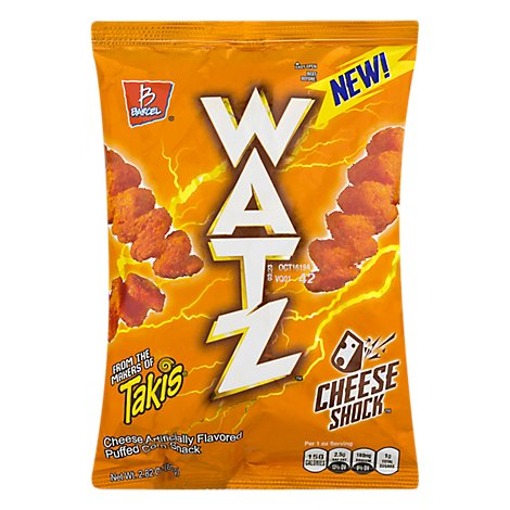 Barcel Watz Cheese Shock - 2.82 Oz