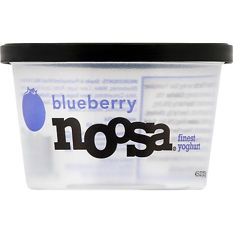 Noosa Finest Yoghurt Blueberry - 4 Oz