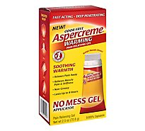 Aspercreme Pain Relieving Gel - 2.5 Oz