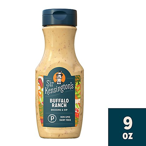 Sir Kensingtons Dressing & Dip Buffalo Ranch - 9 Fl. Oz.