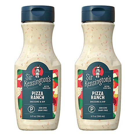 Sir Kensingtons Dressing & Dip Pizza Ranch - 9 Fl. Oz.