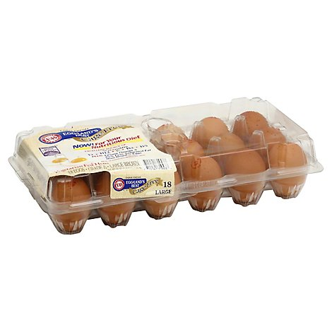 Egglands Best Eggs Cage Free Brown Large - 18 Count