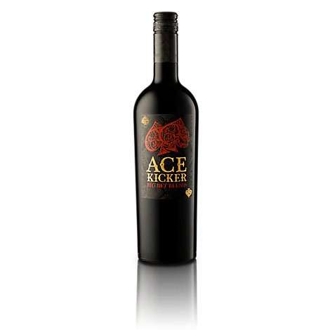 ACE Kicker Big Bet Blend Wine - 750 Ml