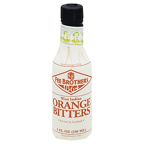Fee Brothers Bitters West Indian Orange - 5 Fl. Oz.
