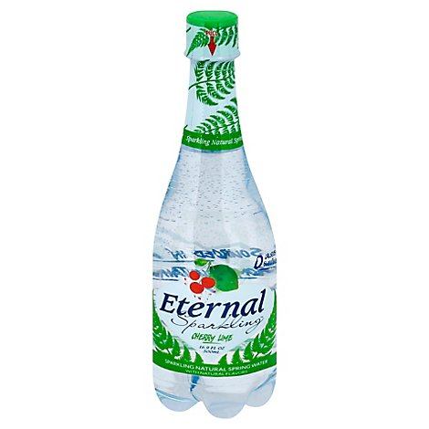 Eternal Sparkling Water Cherry Lime - 16.9 Fl. Oz.