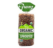 Franz Organic Sprouted Bread - 20 Oz