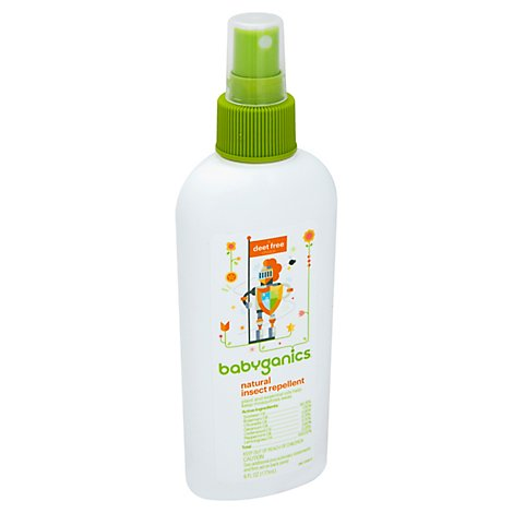 Babyganics Insect Repellent Spray - 6 Fl. Oz.