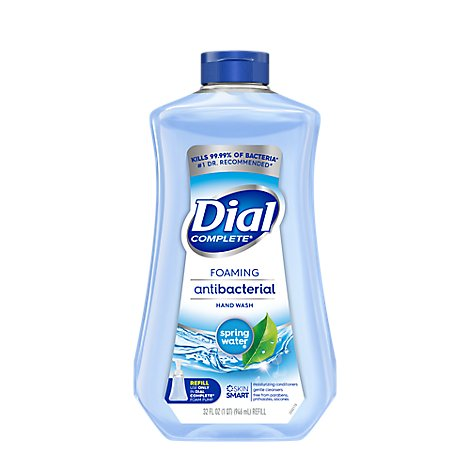 Dial Complete Spring Water Refill - 32 Fl. Oz.