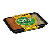 Cafe Spice Coconut Chicken Curry - 16 Oz