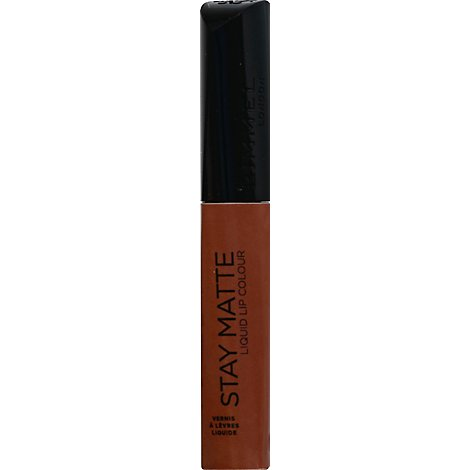 Rimmel Stay Matt Lq Lip Trouble Maker - 0.21 Fl. Oz.