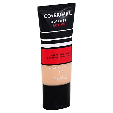 Cg Ol Active Foundtn Buff Beige - 1 Fl. Oz.