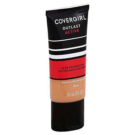Cg Ol Active Foundtn Classic Tan - 1 Fl. Oz.