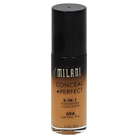 Concealperf 2 In 1 Fnd Tan - 1 Oz