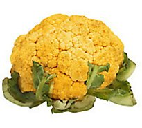 Orange Cauliflower - Each
